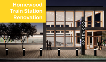 Homewood Train Station Renovation FINAL