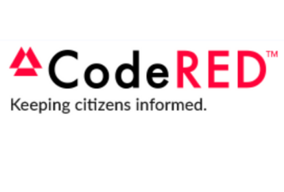 Register Here for CodeRED Alerts